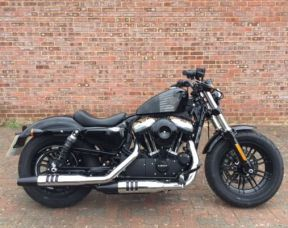 Sportster XL1200X Forty-Eight 2017