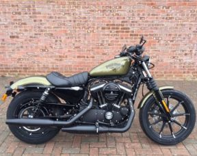 Sportster XL883N Iron 2017