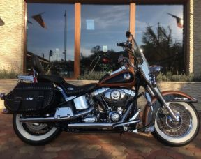 Heritage Softail Classic 105th Anniversary