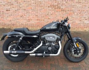 Sportster XL1200CX Roadster 2016 Stage One