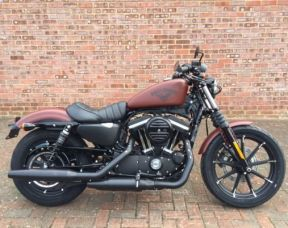XL883N Sportster Iron 2017 New