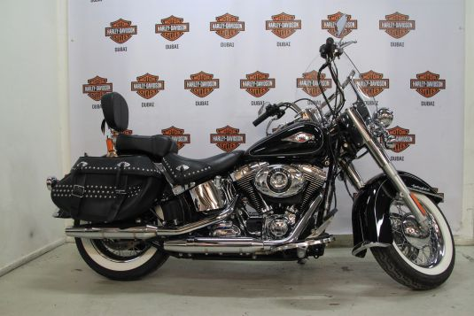 2015 SOFTAIL HERITAGE CLASSIC