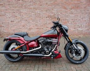 FXSE Softail CVO Pro Street Breakout