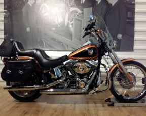 2008 FXSTC SOFTAIL CUSTOM 105TH ANNIVERSARY