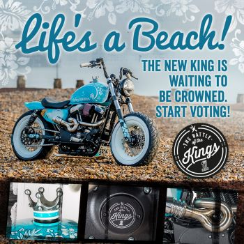 BATTLE OF THE KINGS – TIME IS RUNNING OUT TO VOTE FOR OUR DARK CUSTOM CREATION