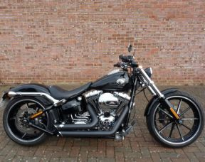 FXSB Softail Breakout 2016, 66 plate Stage One