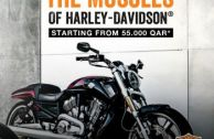 EXPERIENCE THE MUSCLES OF HARLEY-DAVIDSON®