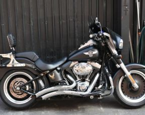FLSTFB Softail Fat Boy Lo
