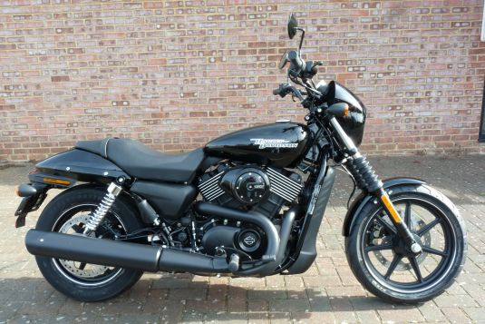 NEW XG750 Street 2017 Vivid Black
