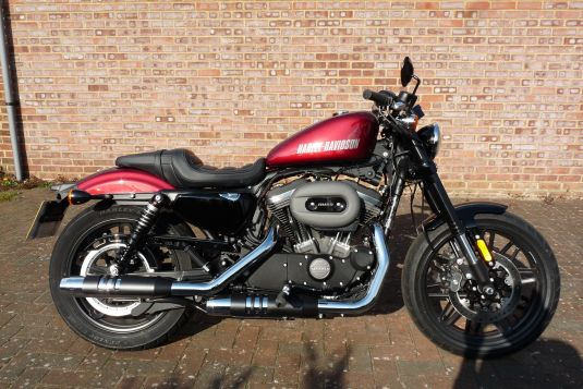 Sportster XL1200CX Roadster 2017