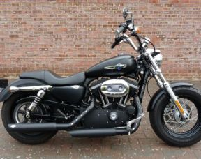 Sportster XL1200CB Custom Limited 2013