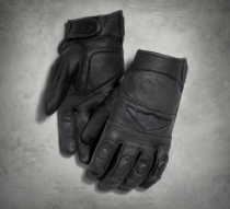 Men's Distressed Full-Finger Gloves