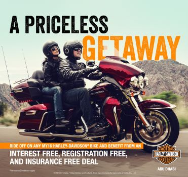 A PRICELESS GET AWAY