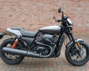 NEW XG750A Street Rod 750
