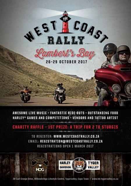 West Coast Rally 2017