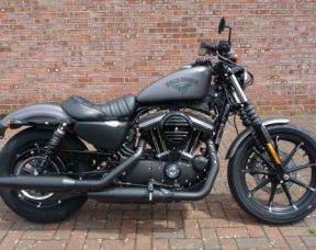 NEW Xl883N Sportster Iron 2017 Charcoal Denim