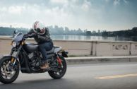 Introducing the all-new Harley-Davidson® Street Rod™!