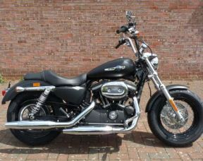 NEW XL1200CB Sportster Custom Limited