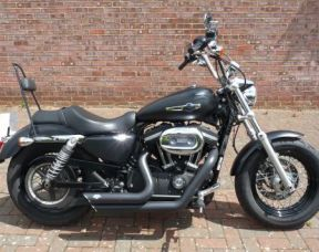 XL1200CB Sportster Custom Limited 2016 Full Stage One