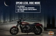 ​SPEND LESS, RIDE MORE.