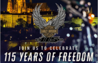 Celebrating 115 years of freedom