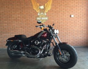 SOLD !!! - 2015 Dyna Fat Bob - SOLD !!!