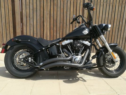 FLS SOFTAIL SLIM