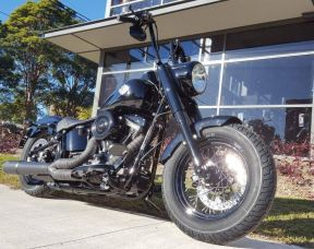 Softail Slim S