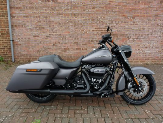 NEW FLHRS Touring Road King Special 2017 Charcoal Denim