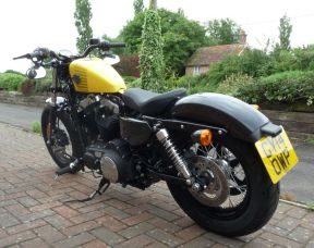 XL1200X Sportster Forty Eight 2014 Full Stage One