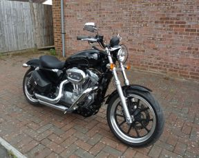XL883L Sportster Superlow 2016 Full Stage One