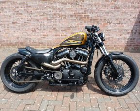COMING SOON! Custom Sportster Forty Eight
