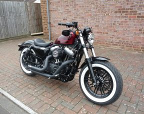 XL1200X Sportster Forty Eight Full Stage One
