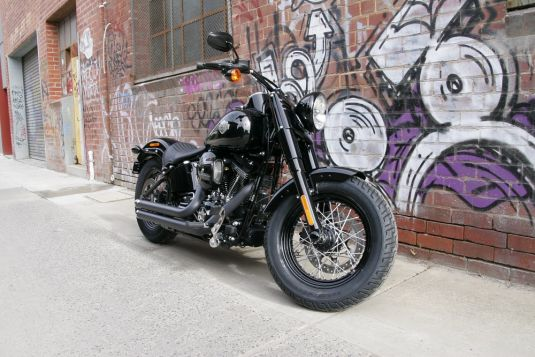 Softail Slim S Black Pack (FLSS)