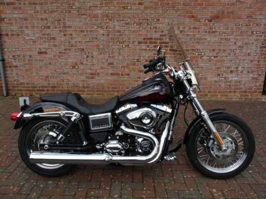 2016 FXDL Dyna Low Rider, Forward Controls