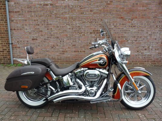 FLSTNSE CVO Softail Deluxe 2014 Full Stage One