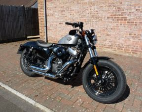 XL1200X Sportster Forty Eight 2017 Full Stage One
