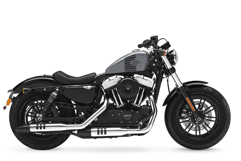 HARLEY-DAVIDSON FORTY-EIGHT<sup>®</sup> - 2017年モデル