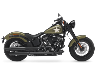 Softail Slim<sup>®</sup> S - 2017 Motorcycles
