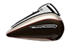 Road Glide® Ultra - Silver Fortune / Sumatra Brown