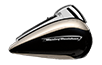 Road Glide® Ultra - Silver Fortune / Black Tempest