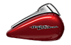 Street Glide® - Wicked Red