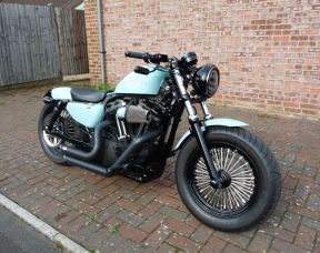 XL1200X Sportster Forty Eight 2011 Customised