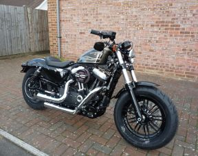NEW XL1200X Sportster Forty Eight 2017 Full Stage One