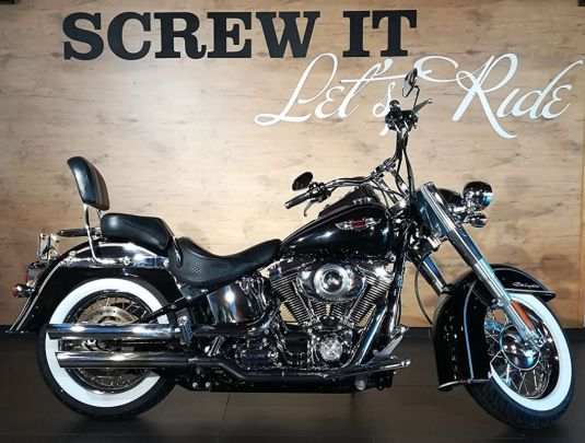 SOFTAIL DELUXE 96ci