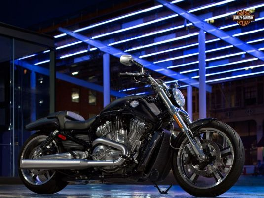 V-Rod Muscle 2016.