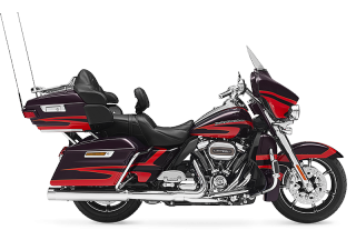 CVO™ Limited - Motos 2017