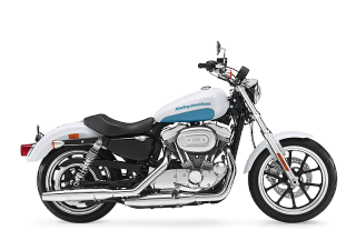 SuperLow<sup>®</sup> - 2017 Motorcycles