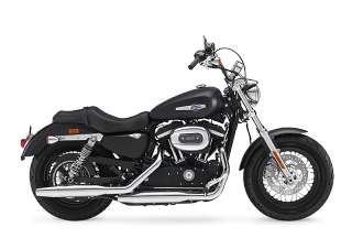 XL 1200C 1200 Custom - 2017 Motorcycles