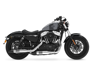 XL1200X Forty-Eight<sup><sup>®</sup></sup> - 2017 Motorcycles